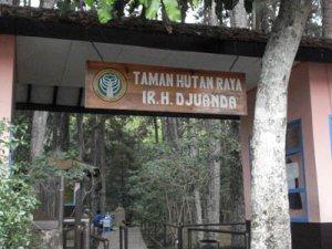 Pintu Masuk THR Juanda - Bandung